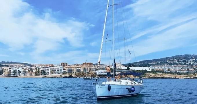 Voilier à louer à Port de Sitges Aiguadolç au meilleur prix