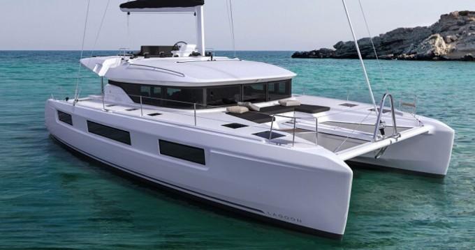 Louer Catamaran avec ou sans skipper Lagoon à Torrevieja