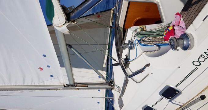 Louez un Bénéteau Oceanis 321 Clipper à Puerto de Almeria