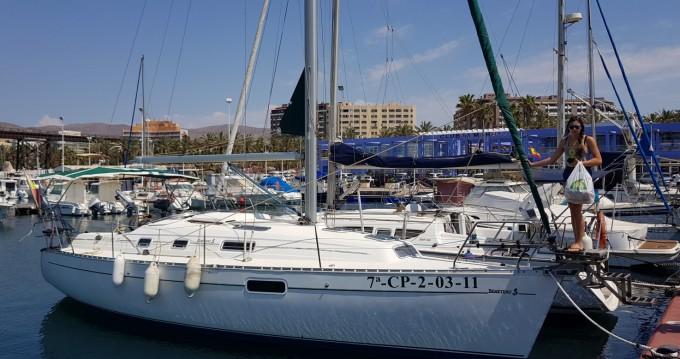 Location Voilier à Puerto de Almeria - Bénéteau Oceanis 321 Clipper