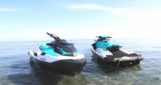 Louer Jet Ski avec ou sans skipper Sea-Doo à Puerto Deportivo Estepona