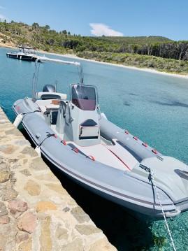 Location bateau Capelli Tempest 626 Luxe à Hyères sur Samboat