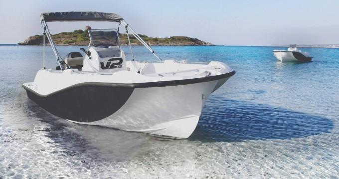 Location bateau V2 BOATS 5.0 SPORT à Palma de Majorque sur Samboat
