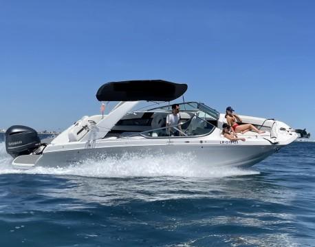 Louer Bateau à moteur avec ou sans skipper Régal à Palavas-les-Flots