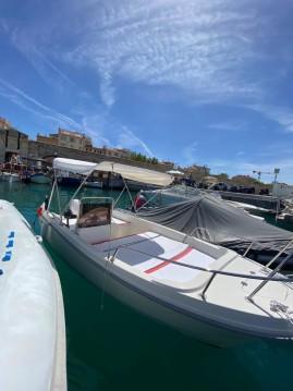 Selva Tiller 480 entre particuliers et professionnel à Antibes
