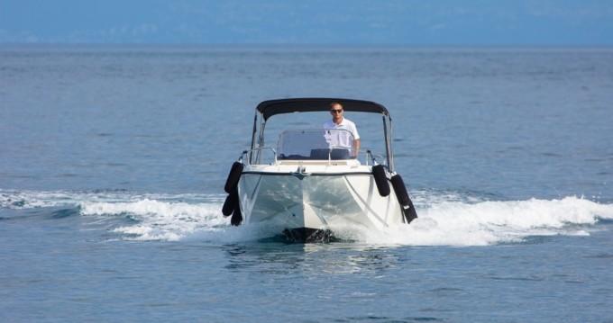 Location bateau Malinska pas cher Activ 605 Open