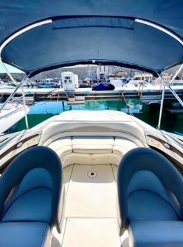 Location yacht à Antibes - Sea Ray Sea Ray 240 sur SamBoat
