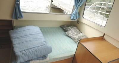 Louer Péniche avec ou sans skipper Low Cost à Chenillé-Changé
