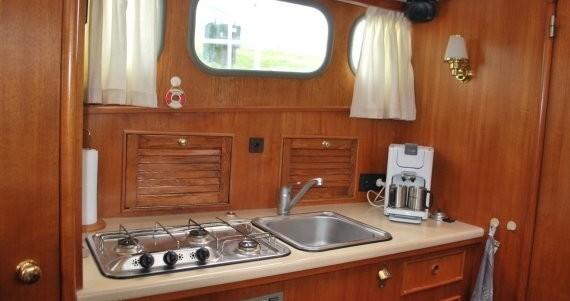 Location yacht à Rohan - Classic Vedette Altena 9.50 sur SamBoat