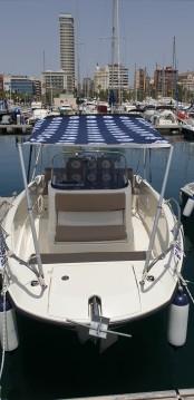 Location bateau Alicante pas cher Activ 605 Open