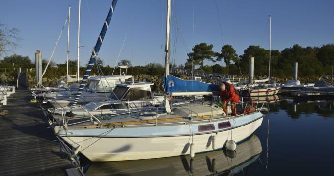 Location bateau La Forêt-Fouesnant pas cher Etap 22