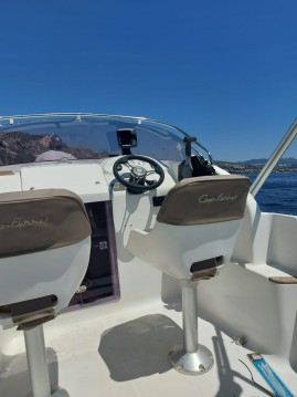 Louer Bateau à moteur avec ou sans skipper B2 Marine à L'Estaque