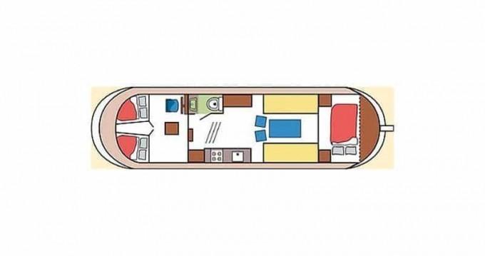 Location yacht à Rohan - Classic Motortjalk classic sur SamBoat