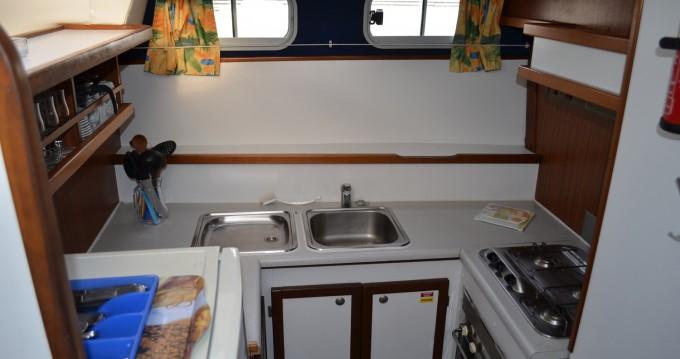 Location yacht à Agde - Classic Tarpon 37 sur SamBoat