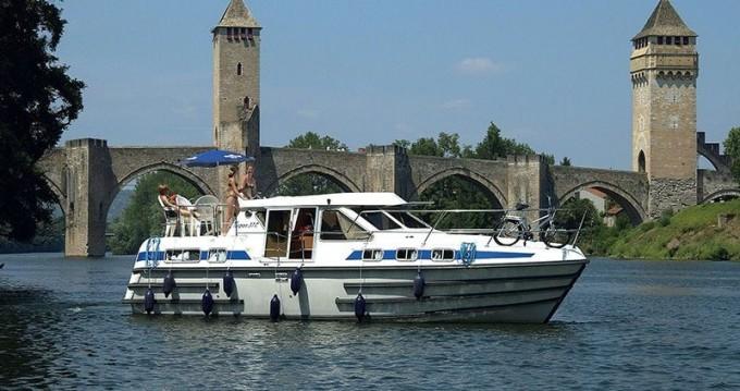 Location bateau Luzech pas cher Tarpon 37