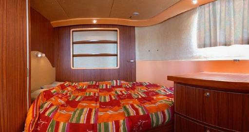Location bateau Chenillé-Changé pas cher Penichette 1400 FB