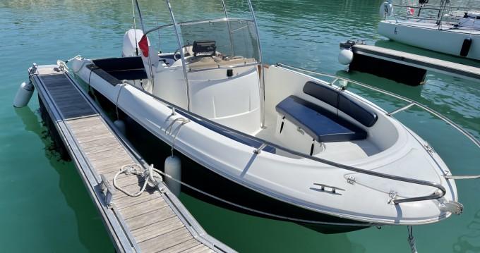 Location bateau Granville pas cher Cap Camarat 625 WA