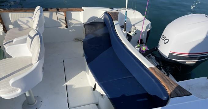 Louez un Jeanneau Cap Camarat 625 WA à Granville
