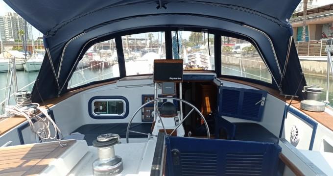 Location bateau Île d'Ibiza pas cher CSY 44