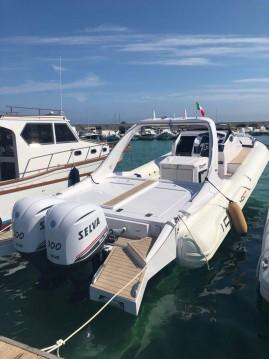 Location bateau Palerme pas cher 40 GT