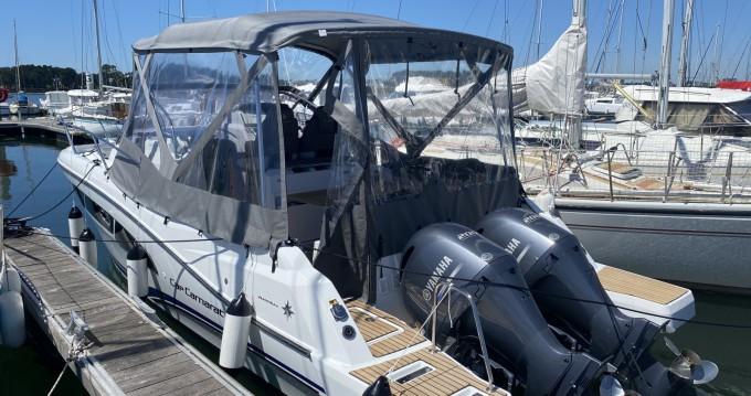 Location bateau Jeanneau Cap Camarat 9.0 WA à Larmor-Plage sur Samboat