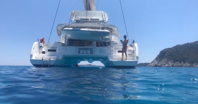 Location bateau Lagoon Lagoon 46 à Cagliari sur Samboat