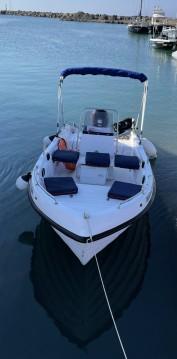 Louer Bateau à moteur avec ou sans skipper Volos Marine à Santorin