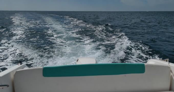 Location bateau Port Bourgenay pas cher Leader 605