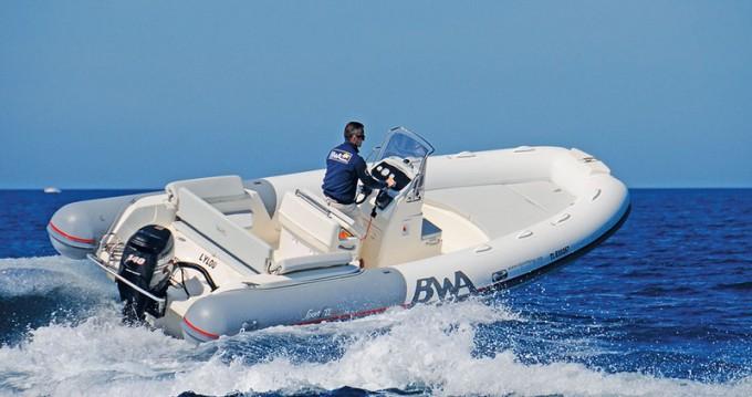 Bwa 22 GT SPORT entre particuliers et professionnel à Hyères