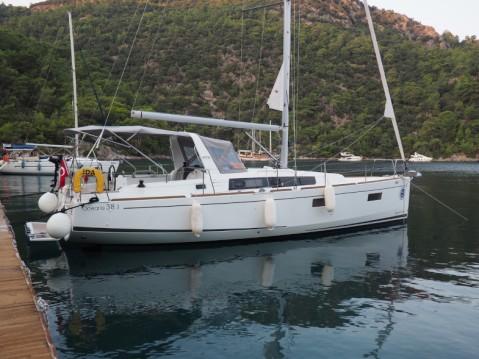 Location yacht à Marmaris - Bénéteau Oceanis 38.1 sur SamBoat
