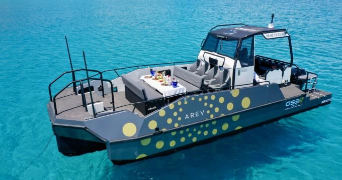Location bateau TERA TERA 10 DRAKE à Saint-Tropez sur Samboat