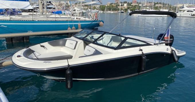 Louer Bateau à moteur avec ou sans skipper Sea Ray à Antibes