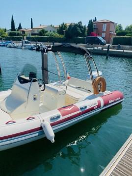 Location bateau Marseille pas cher Comfort 110