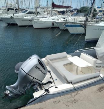Louer Semi-rigide avec ou sans skipper Bwa à Sanremo