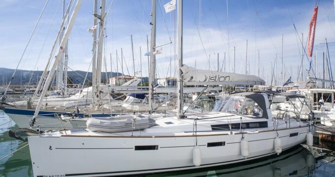 Location Voilier à Lefkada (Île) - Bénéteau Oceanis 45
