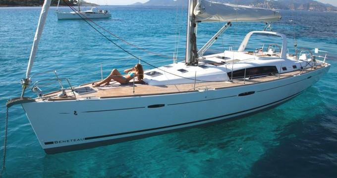 Location yacht à Álimos - Bénéteau Oceanis 50 sur SamBoat