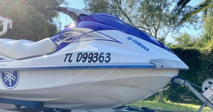 Louer Jet Ski avec ou sans skipper Yamaha à Tarnos
