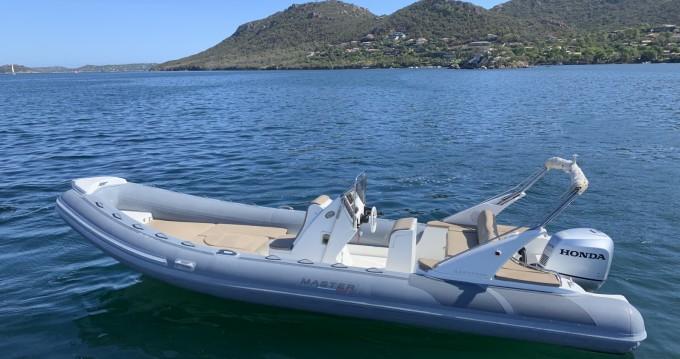 Location bateau Master 750 à Porto-Vecchio sur Samboat