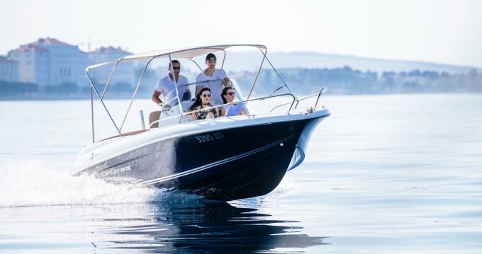 Location yacht à Zadar - Jeanneau Cap Camarat 6.5 CC sur SamBoat