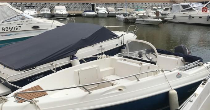 Location bateau Quicksilver Quicksilver 500 Open à Mandelieu-la-Napoule sur Samboat