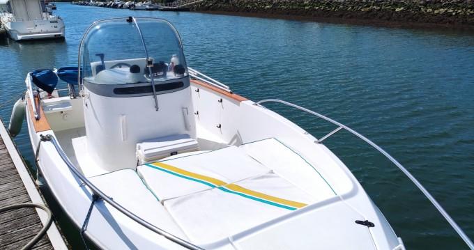 Louer Bateau à moteur avec ou sans skipper Bénéteau à Anglet