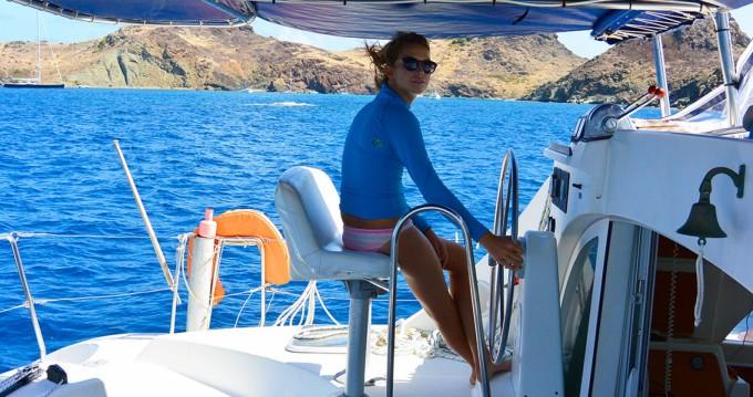 Location yacht à Marigot - Lagoon Lagoon 38 sur SamBoat