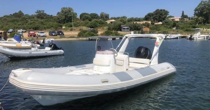 Location Semi-rigide à Porto Pozzo - Brig Eagle 650