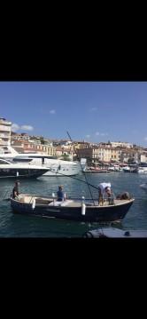 Louez un Nauticard Diruocco Maggimo Gozzo Armonia à Cassis