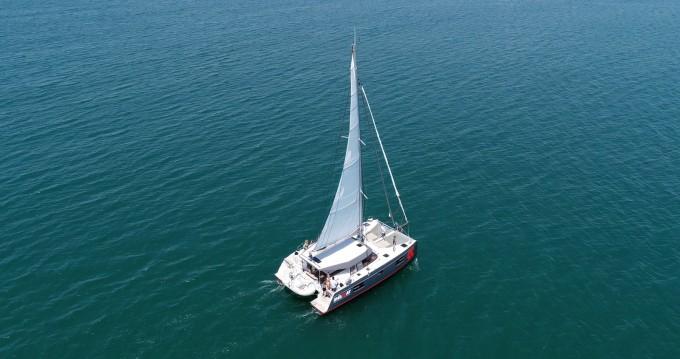 Location Catamaran à La Rochelle - Nautitech Nautitech Open 40