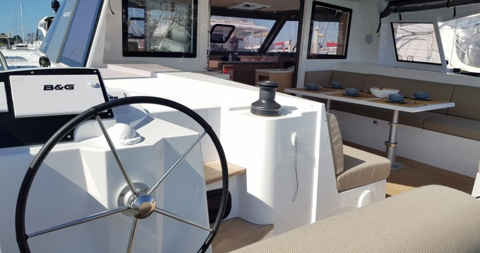 Location bateau Nautitech Nautitech Open 40 à La Rochelle sur Samboat