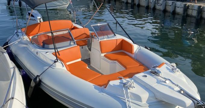Location bateau Marlin Boat Marlin Boat 24SR FB à Krk sur Samboat