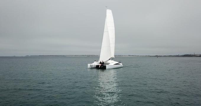 Location Catamaran à Dinard - Lerouge Yachts Cité d'Aleth