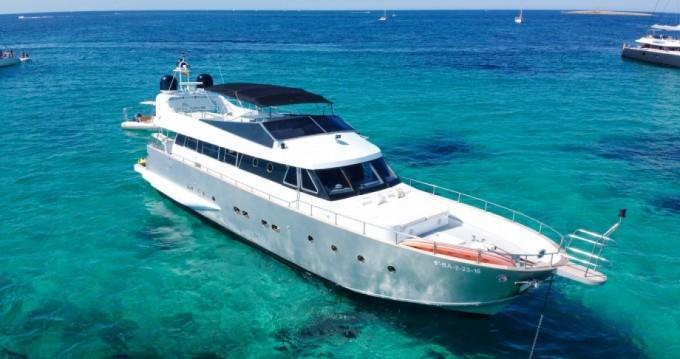 Location bateau Baglietto Baglietto 24 à Île d'Ibiza sur Samboat