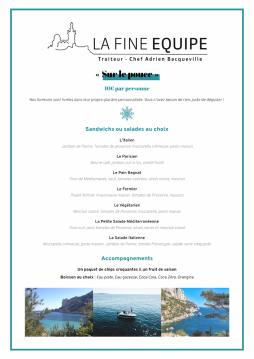 Louez un 3D Tender Dream 6 à Marseille